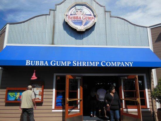 Bubba Gump Pier 39