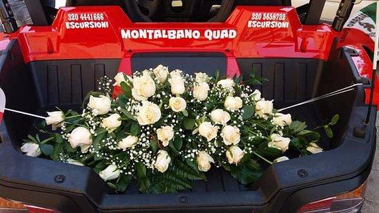 Montalbano Elicona, Italy: Montalbano Quad Escursioni e Noleggio per info:3205658732