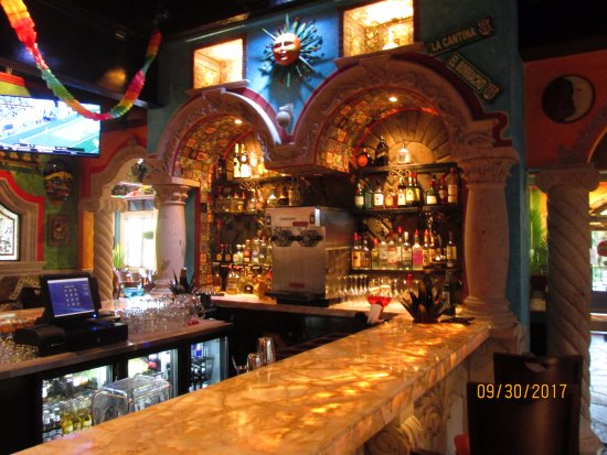 Bar Picture Of San Marcos Mexican Restaurant Raleigh
