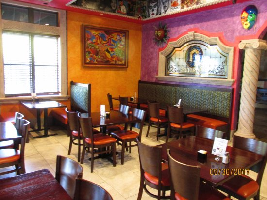 Interior Picture Of San Marcos Mexican Restaurant Raleigh