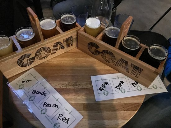 ‪Goat Patch Brewing Company‬