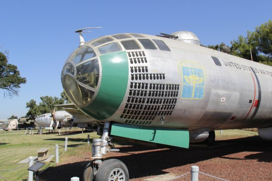Atwater, Califórnia: Castle Air Museum