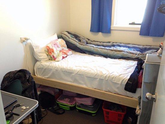 Latrobe, Australia: Couple room includes linen