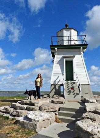 Port Clinton Lighthouse: Port Clinton Light
