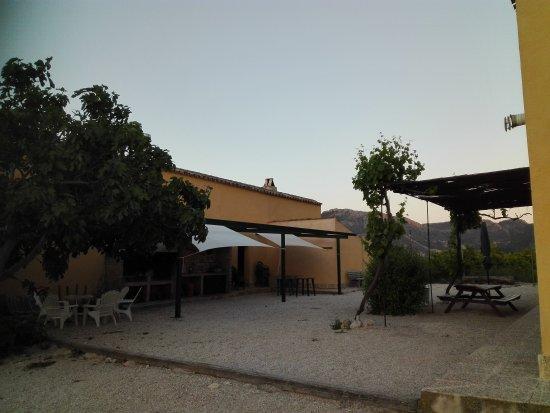 Blanca, İspanya: Barbacoa