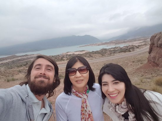 Province of Mendoza, Argentina: Passeio na alta montanha com guia Tiago