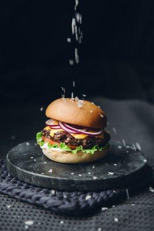 Gavle, Sweden: Bro Burger Bar