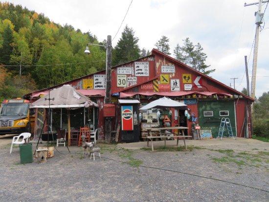 Saint Aime Des Lacs, Canada: Musee de la Drave