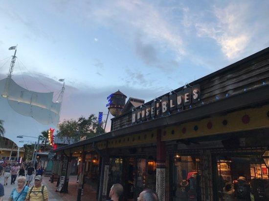 House of Blues Restaurant & Bar: Entrance