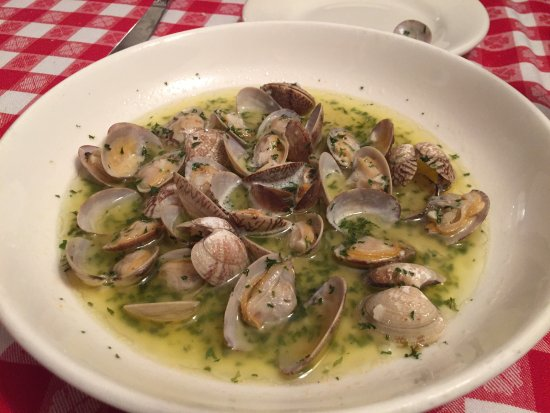 Lenox, Массачусетс: MATTEO'S LINGUINE CON CLAMS
