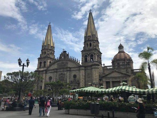 Catedral Metropolitana: Stunning view