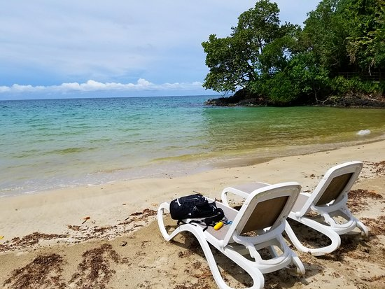 Red Frog Beach Island Resort Certified For Its: Punta Lava Beach Bar And Grill, Isla Bastimentos