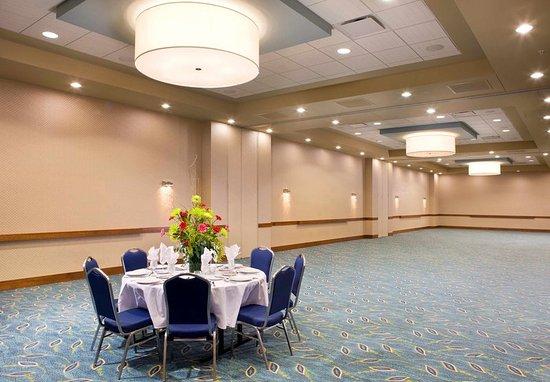 SpringHill Suites Las Vegas Convention Center: Meeting Space Setup