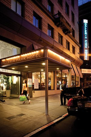 Galleria Park Hotel - UPDATED 2017 Prices & Reviews (San Francisco, CA) - TripAdvisor