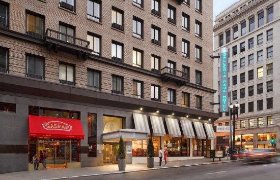 Hotel Rex San Francisco Tripadvisor
