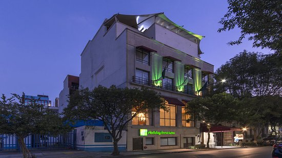 Holiday Inn Hotel & Suites Zona Rosa: Hotel Exterior