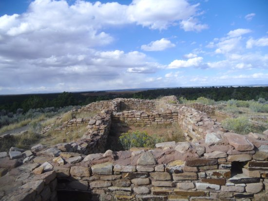 Pleasant View, CO : The walls