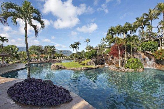 Hanalei Bay Resort: HBRProperty Pool Jpg