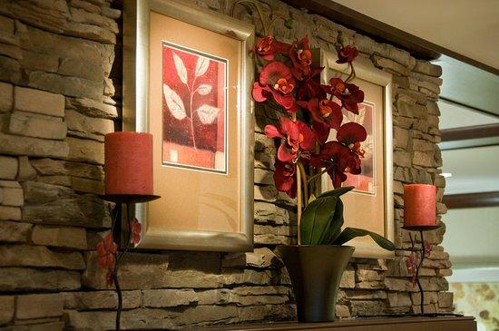 Clarence, État de New York : Lobby Lounge