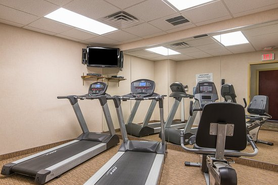 Haskell, NJ: Fitness Center
