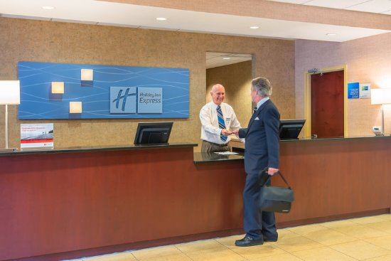 Haskell, Nueva Jersey: Front Desk