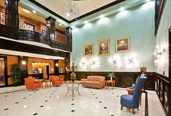 Royse City, TX: Hotel Lobby