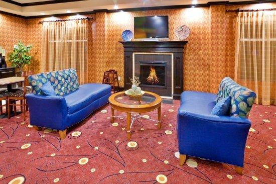 Royse City, TX: Lobby Lounge