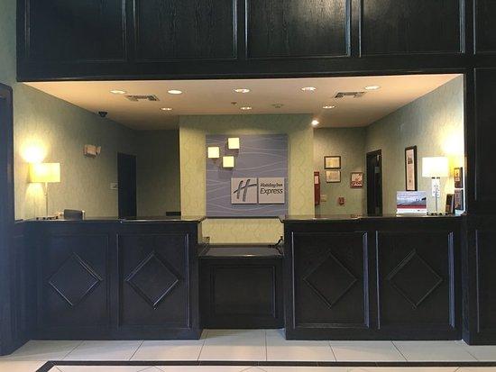 Royse City, TX: Front Desk