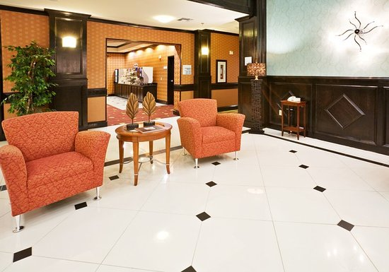 Holiday Inn Express Hotel & Suites Royse City - Rockwall Area: Hotel Lobby