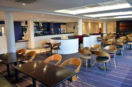 Holiday Inn Express Dundee: Restaurant