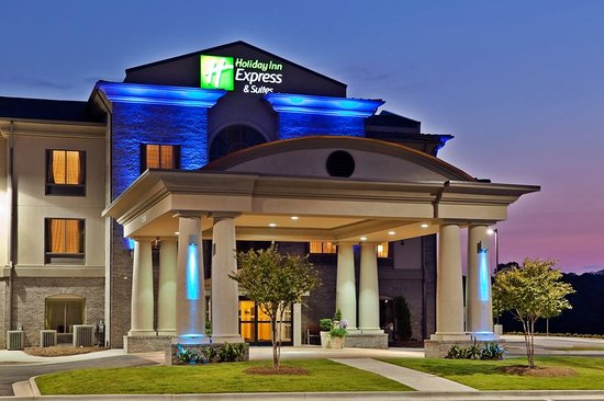Holiday Inn Express Hotel & Suites Opelika Auburn: Rest easy knowing you made a great choice for the night