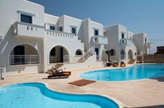 Agios Prokopios, Grecja: Pool
