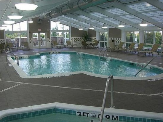 Holiday Inn Hotel & Suites Memphis-Wolfchase Galleria: Swimming Pool