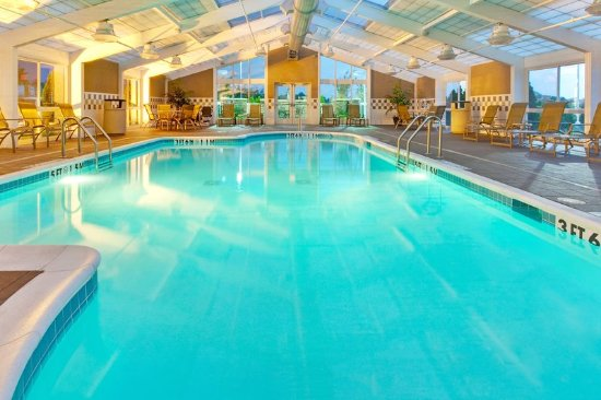 Holiday Inn Hotel & Suites Memphis-Wolfchase Galleria: Indoor Heated Swimming Pool