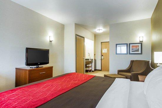 San Bruno, CA: King room