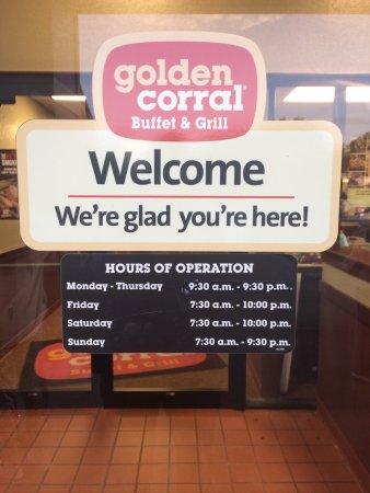 Golden Corral, Tyler - Restaurant Reviews, Phone Number & Photos ...