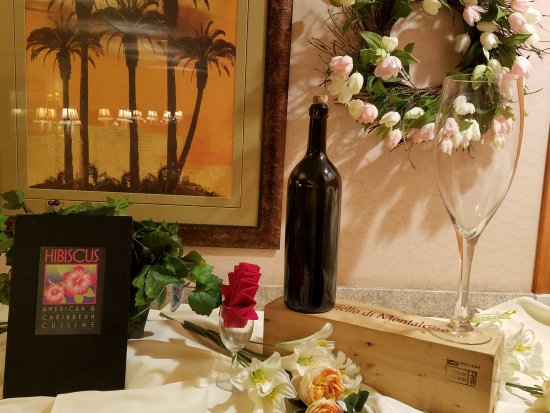 Hibiscus Restaurant: CUTE GEM IN MORRISTOWN NJ