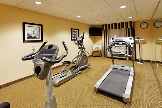 Talladega, AL: Fitness Center