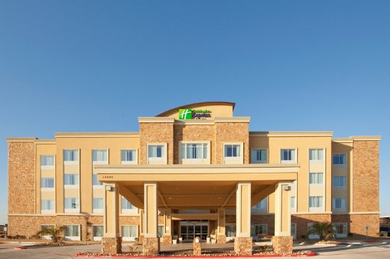 Buda, TX: Hotel Exterior