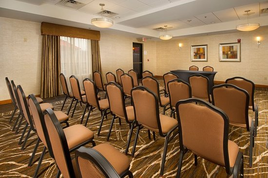 Holiday Inn Express Hotel & Suites Columbia East - Elkridge: Meeting Space in Theater-Style Layout