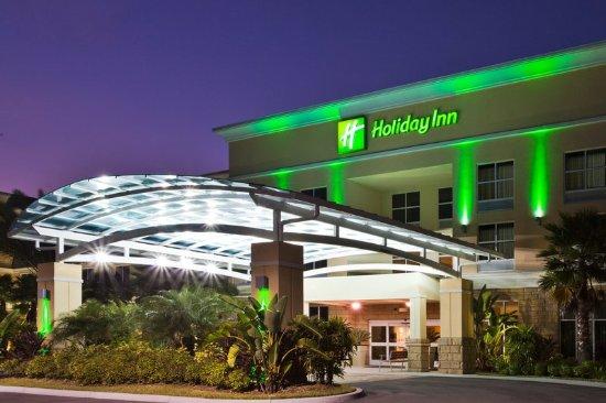 Holiday Inn Daytona Beach LPGA Blvd: Proud host hotel for NASCAR and LPGA International officials.