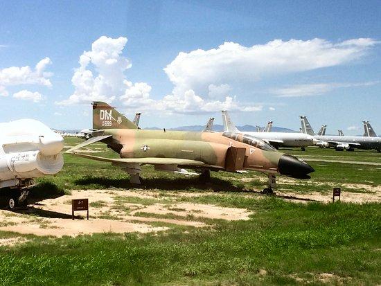Davis-Monthan Air Force Base (Tucson, AZ) - Beoordelingen