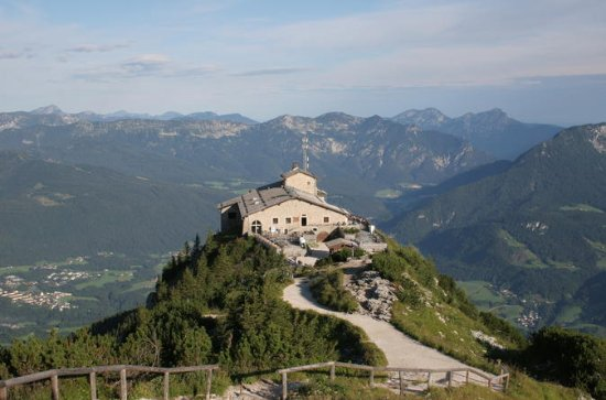 Escapada de un día privada al Nido del Águila y los Alpes Bávaros...