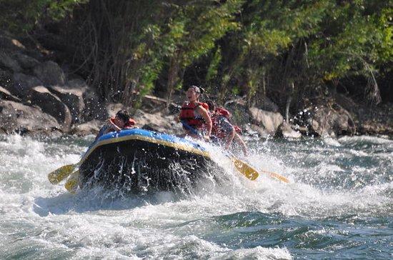 Nooksack River Rafting Class 3...