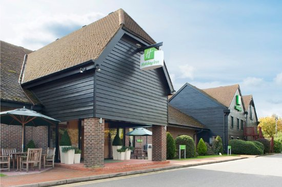 Wrotham Heath, UK: Welcome to Holiday Inn Maidstone - Sevenoaks