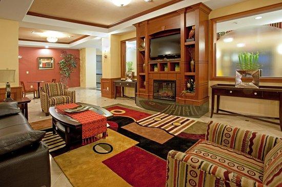 Vidor, TX: Lobby Lounge