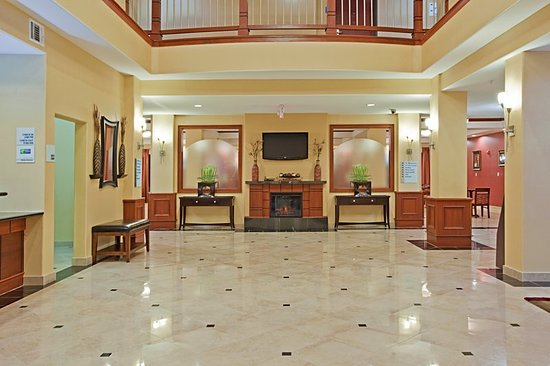 Vidor, TX: Hotel Lobby