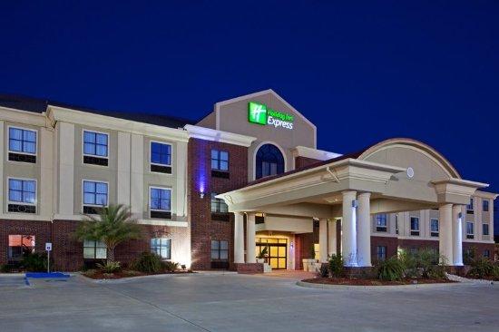 Vidor, TX: Hotel Exterior