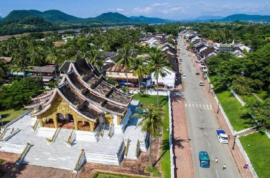 Half day Luang Prabang City Tour