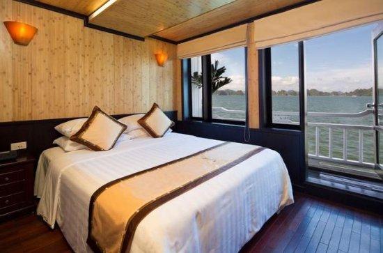 Halong Bay Croisières de nuit de luxe...